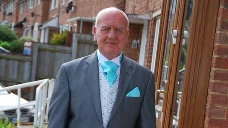Steven Flewitt died in February following a battle against coronavirus