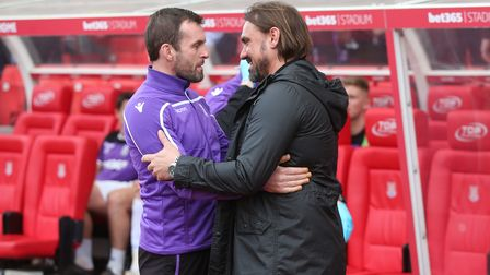 Daniel Farke admires how Nathan Jones has got Luton Town performing
