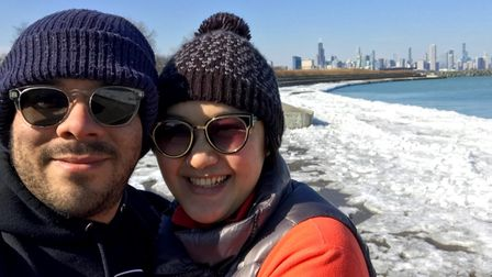 Yao Li, 44, and Marco Mendez, 33.