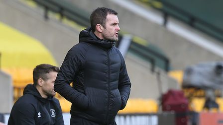Luton Town manager Nathan Jones hailed Norwich City after the Canaries' 3-0 Championship win