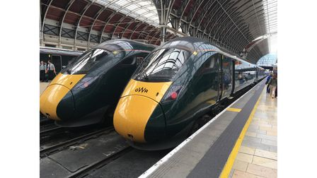 The newHitachi 124 will replace the Intercity 125 on our rail service to London