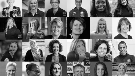 The Game Changers: Fearless Women in Football podcast will mark International Women's Day on March 8