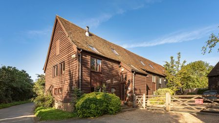 Ayres End Barn, Harpenden.