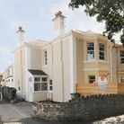 The property offers contemporary living in a bright and spacious Victorian-sized house.