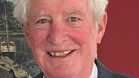 Geoff Etherington of the Rotary Club of Saffron Walden was one of the mock interview organisers