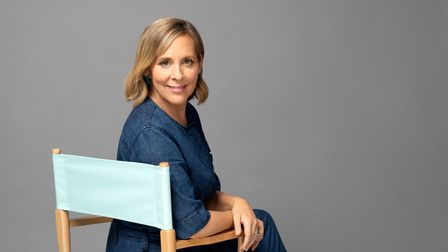 Mel Giedroyc is taking part in the Cambridge Literary Festival.