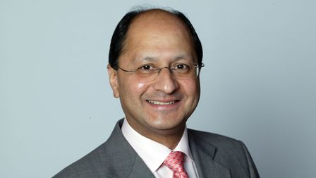 Shailesh Vara is meeting with Highways to discuss junctions along the A14