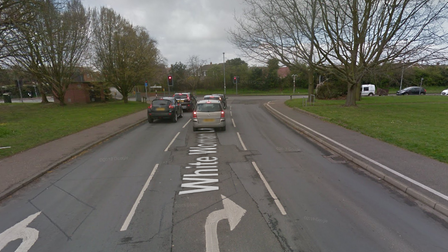 Norfolk County Council is proposing improvements to be made to the White Woman Lane, Spixworth Road and Lodge Lane...