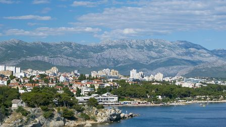 Niall Griffiths has fond memories of Croatia, pictured here Split. Picture: Public Domain Pictures