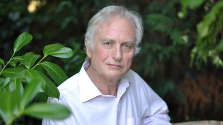 Richard Dawkins who will be one of the guests at the Felixstowe Book Festival in June