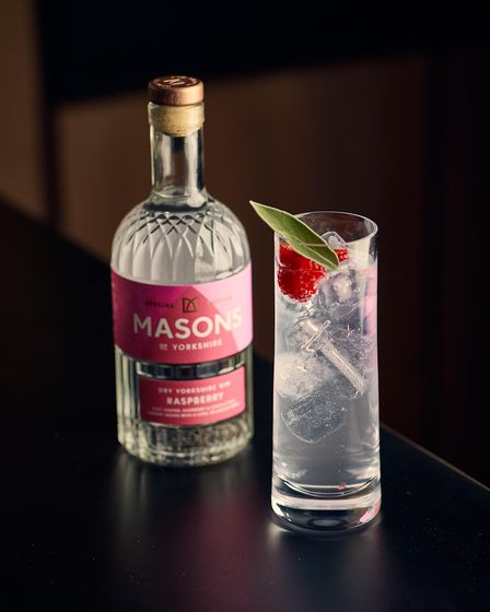 Masons of Yorkshire -Special Edition Raspberry Gin