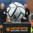 Vanarama agrees new three year deal with National League