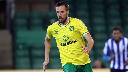 Marco Stiepermann is back in the mix for Norwich City after months on the sidelines