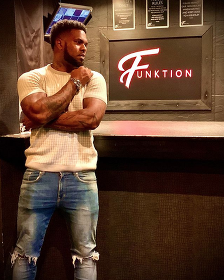 Matthew Johnson first bought Funktion in 2018.