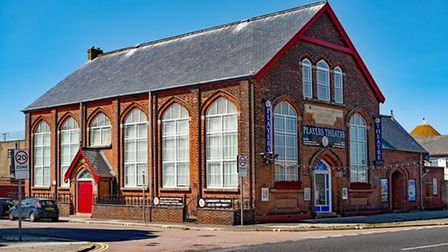 The Players Theatre - home of the Lowestoft Players.