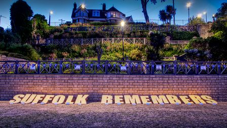 St Elizabeth Hospice's Suffolk Remembers event is set to go ahead as usual this year