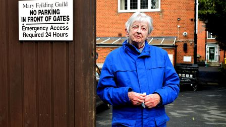 Joy Winterbottom, 88, says residents are being put at risk