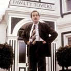John Cleese as Basil Fawlty in the TV sit com Fawlty Towers
