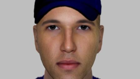 Wanstead robbery man e-fit