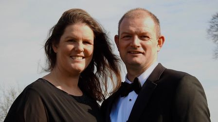 Lizzie and Nathan Figg bought Nethway Farm three years ago - and hadnoprevious experience in the tourism industry.