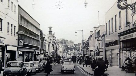 Union Street in the 1960s