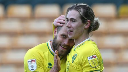 Teemu Pukki and Todd Cantwell will look to carry on where they left off against Luton Town in Norwich City's trip to...