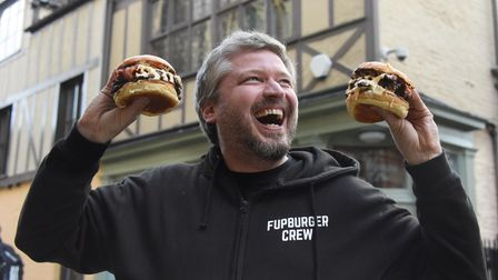 Tom Shiers, Fupburger owner, has now taken his burger business to the next level and has taken on The Dog House in Norwich.