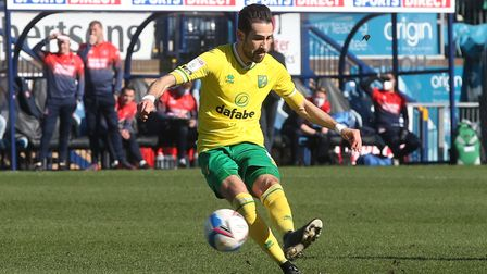 Mario Vrancic is targeting the Premier League again with Norwich City