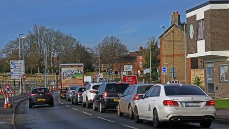 Roadworks around Huntingdon for week commencing March 15.