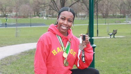 Mickela Hall-Ramsay is youngest ever Chair of London Youth Games