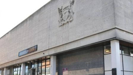 Exterior of St Albans Magistrates Court