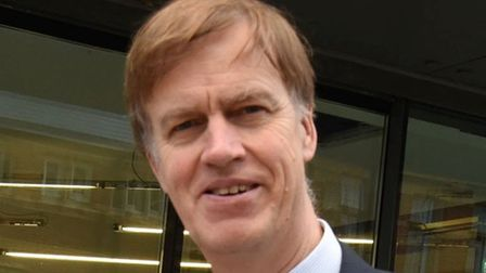 MP Stephen Timms says the support from groups during the pandemic has been crucial.