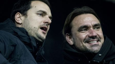 Can Daniel Farke and Stuart Webber find quality in the free transfer market? Picture: Matthew Usher/