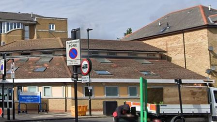 Hanley Primary Care Centre in Hornsey