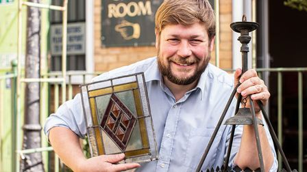 Items people think are 'junk' are often valuable, says TV auctioneer Angus Ashworth.