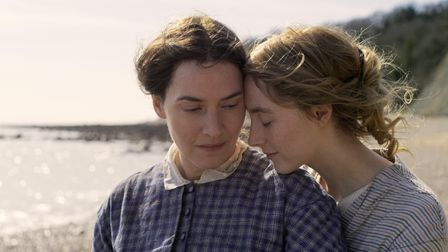 Kate Winslet and Saoirse Ronan star in fossil hunting saga Ammonite