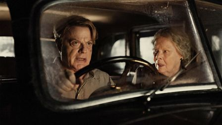 Eddie Izzard and Judi Dench star in Six Minutes to Midnight out on Sky