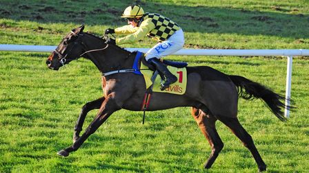 Al Boum Photo ridden by Paul Townend