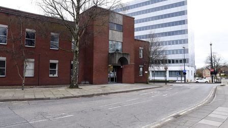 Magistrates court Ipswich Picture: CHARLOTTE BOND