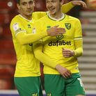 Kieran Dowell rifled Norwich City's second goal against Nottingham Forest in the Championship