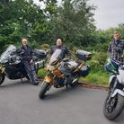 Kaotic Angels Bikers have been doing their bit to help out during the coronavirus pandemic.