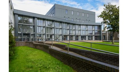 East Coast College's Great Yarmouth campus.