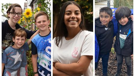 South Woodford Tiller brothers, Wanstead mental health advocate Elsa Arnold and Lemon-aid boys win Young Citizen awards