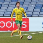 Kieran Dowell of Norwich in action at Sheffield Werdnesday
