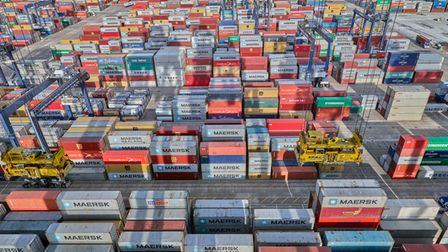 Food imports from the European Union now face inspections when arriving at the Port of Felixstowe