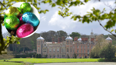 Blickling Hall, Getty Images