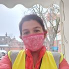 Alison Friend has volunteered at Covid vaccination centres in Havering.