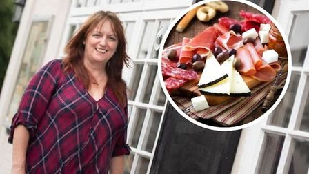 A deli counter is opening at The Rose Inn pub in Norwich, which is run byDawn Hopkins.