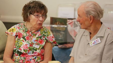 A 1940's Tea Dance, presented by The Dementia Friendly Community Café with live music from the Barn-