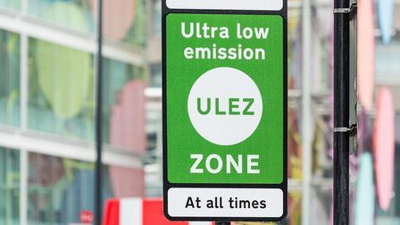 Residents within theULEZ area will have to either upgrade their car if it doesn't comply or pay the daily£12.50 charge.